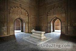 tomb Urdu Meaning