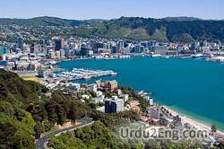 wellington Urdu Meaning